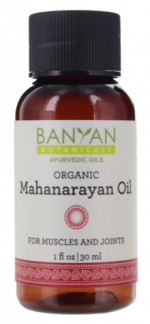 organic mahanarayan oil