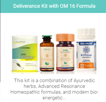 Ayurveda for Arthritis Kit