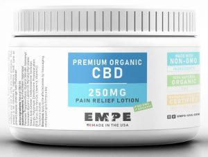 organic cbd pain relief cream