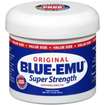 blue emu oil