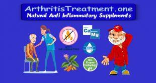 anti inflammatory for arthritis
