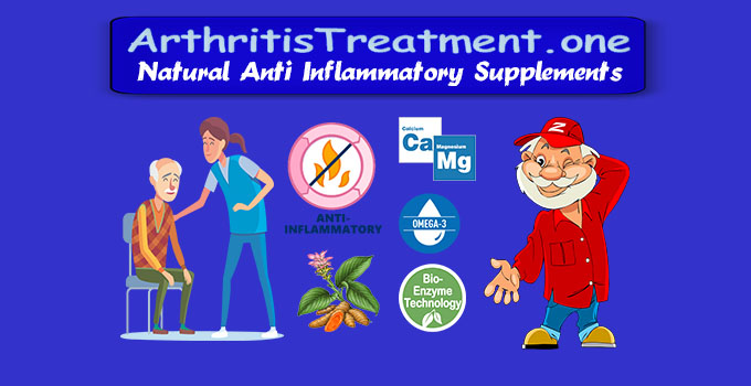 what helps with arthritis