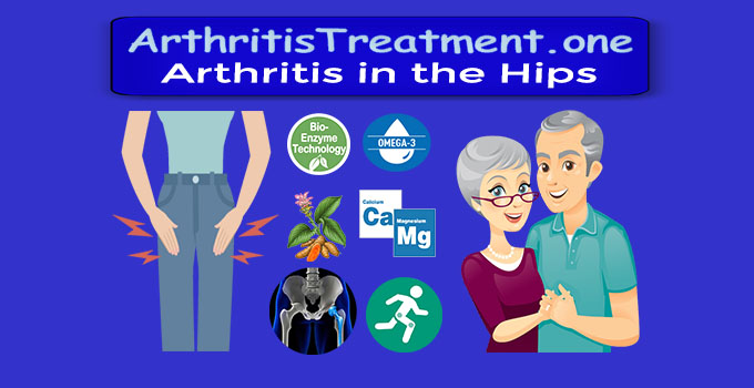 osteoarthritis in the hips