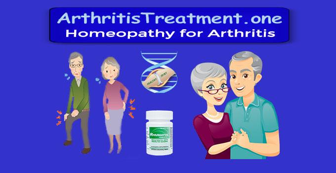 homeopathy for arthritis