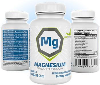magnesium for joint pain