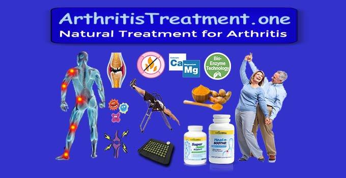 natural arthritis treatment